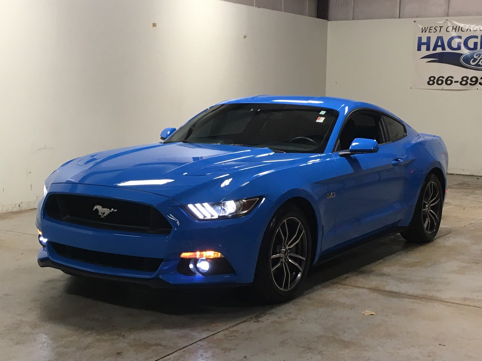 Certified pre owned 2017 ford mustang gt