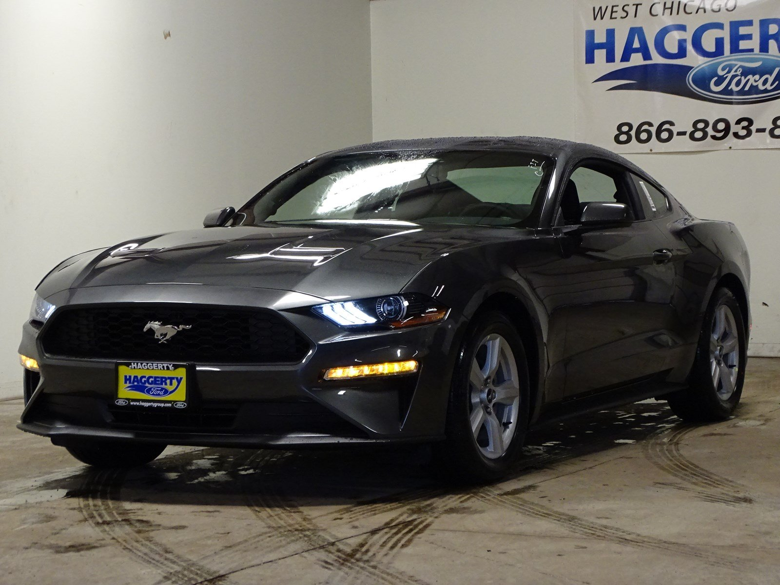 New 2019 Ford Mustang EcoBoost 2dr Car in West Chicago  19105 ... ba5f68854