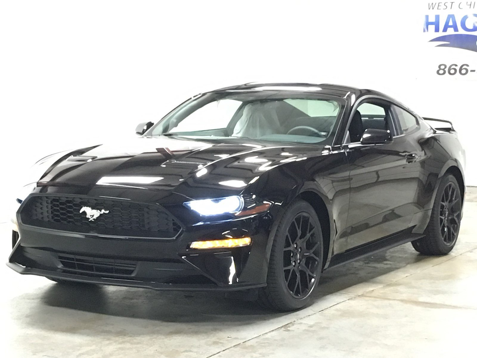 New 2018 Ford Mustang 2dr Car in West Chicago