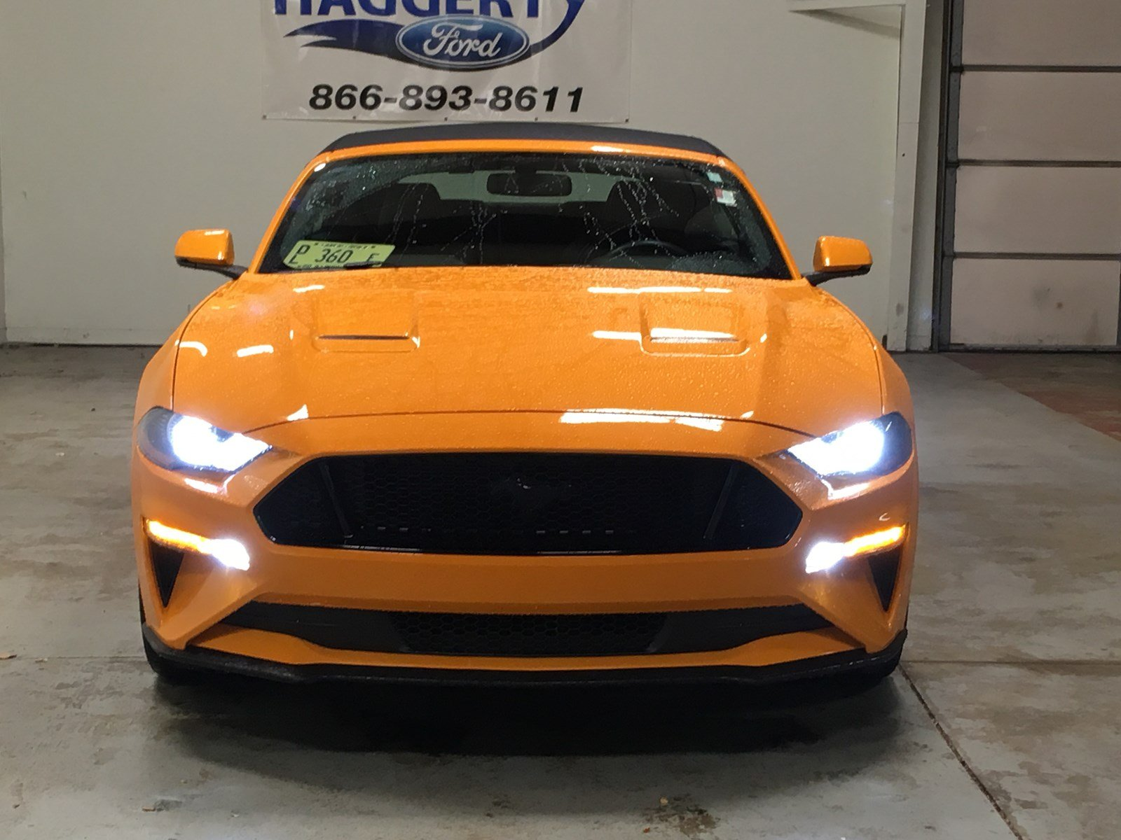 Certified Pre-Owned 2018 Ford Mustang GT Premium 401A