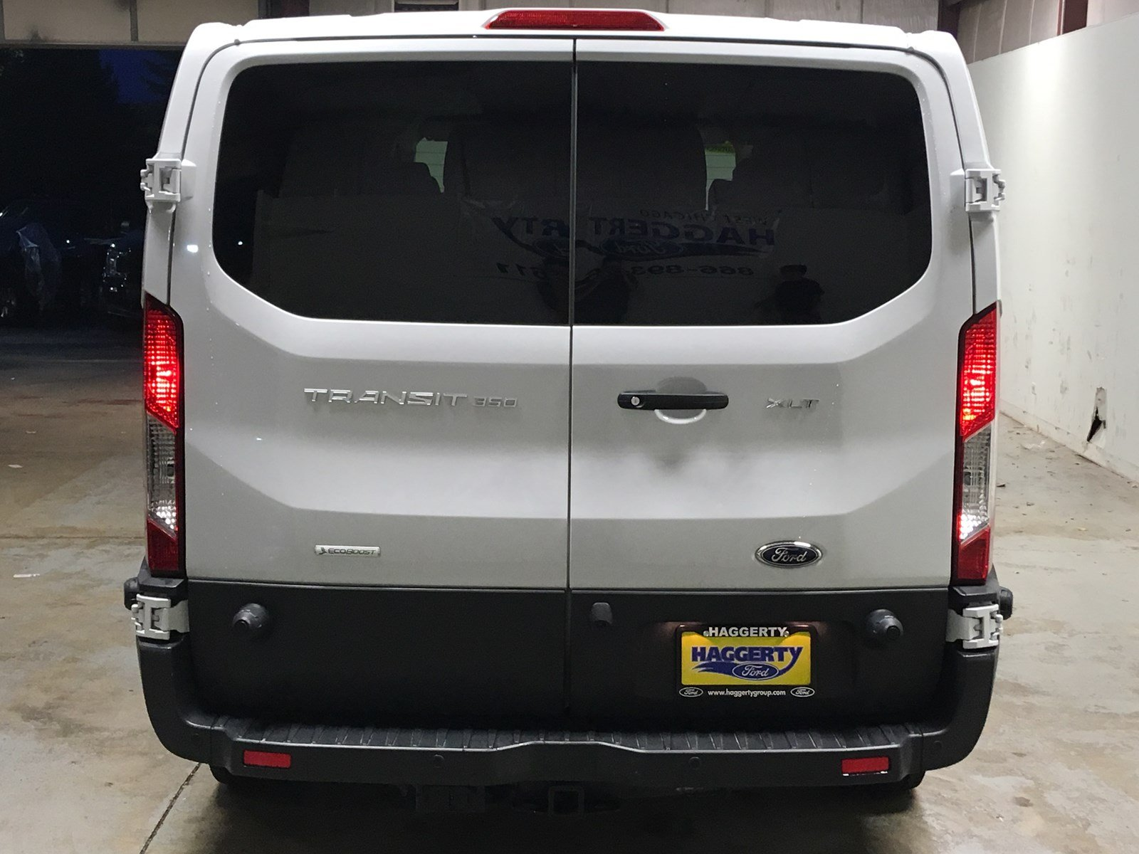 Certified Pre-Owned 2018 Ford Transit Passenger Wagon XLT Ecoboost 15 Passenger