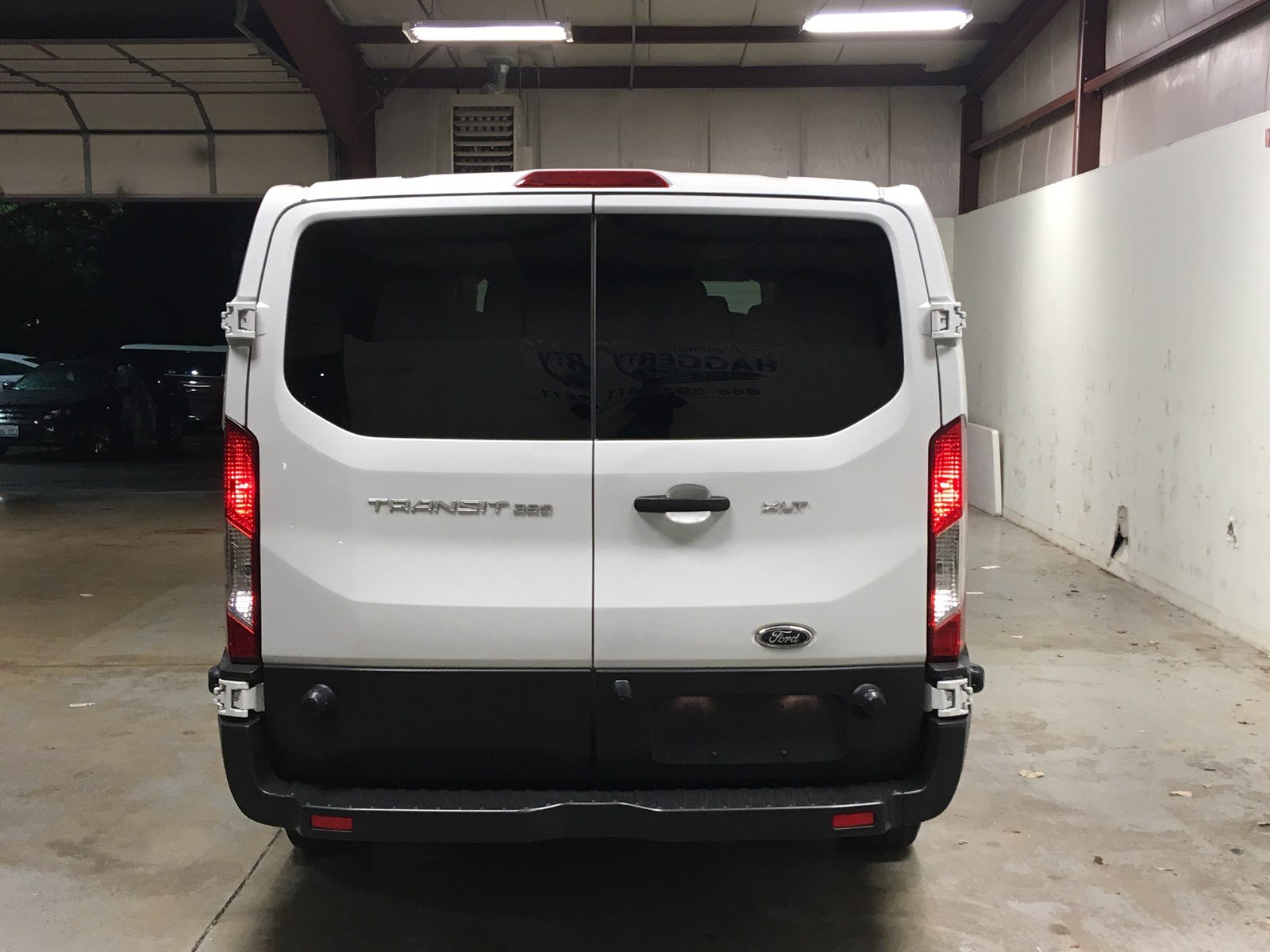 Certified Pre-Owned 2017 Ford Transit Wagon XLT 15 Passenger