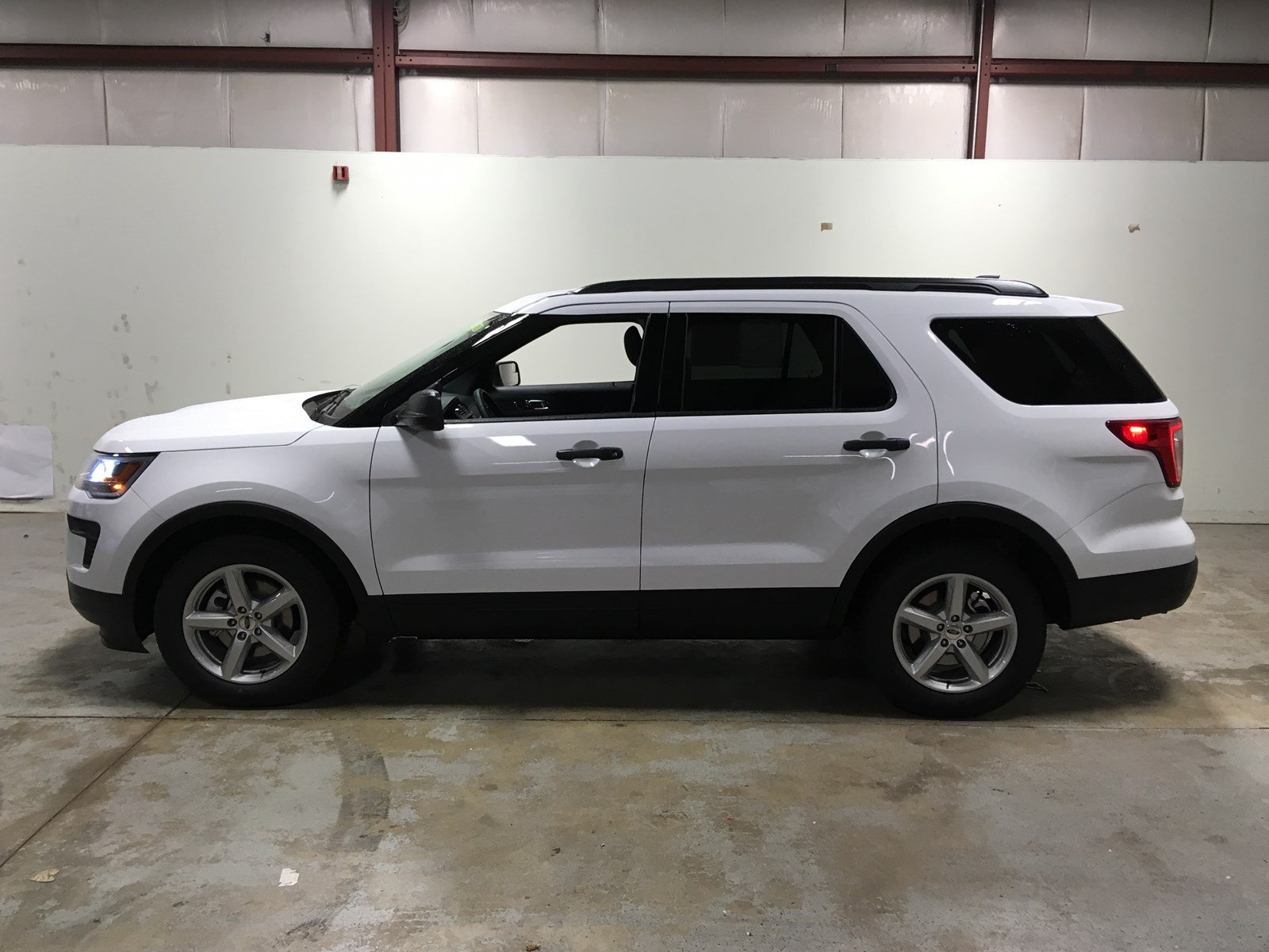 New 2019 Ford Explorer