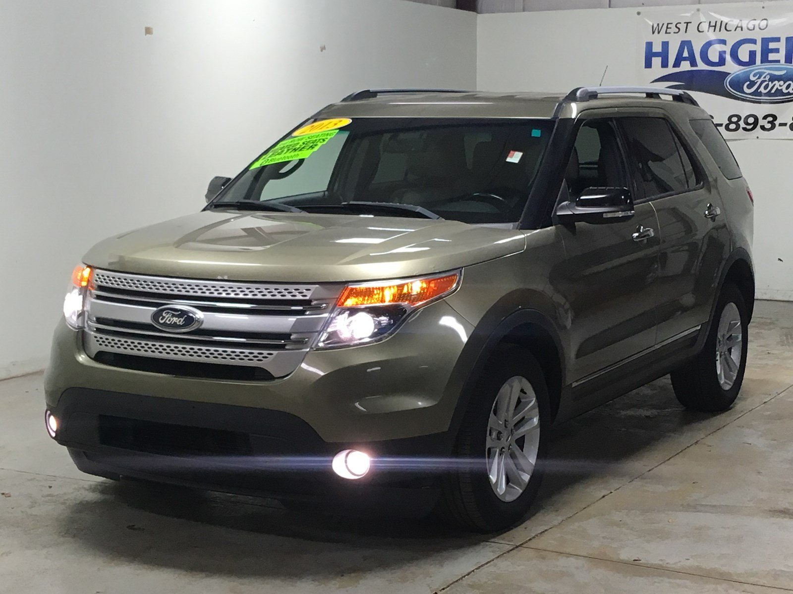 Pre owned 2013 ford explorer xlt 202a 4wd