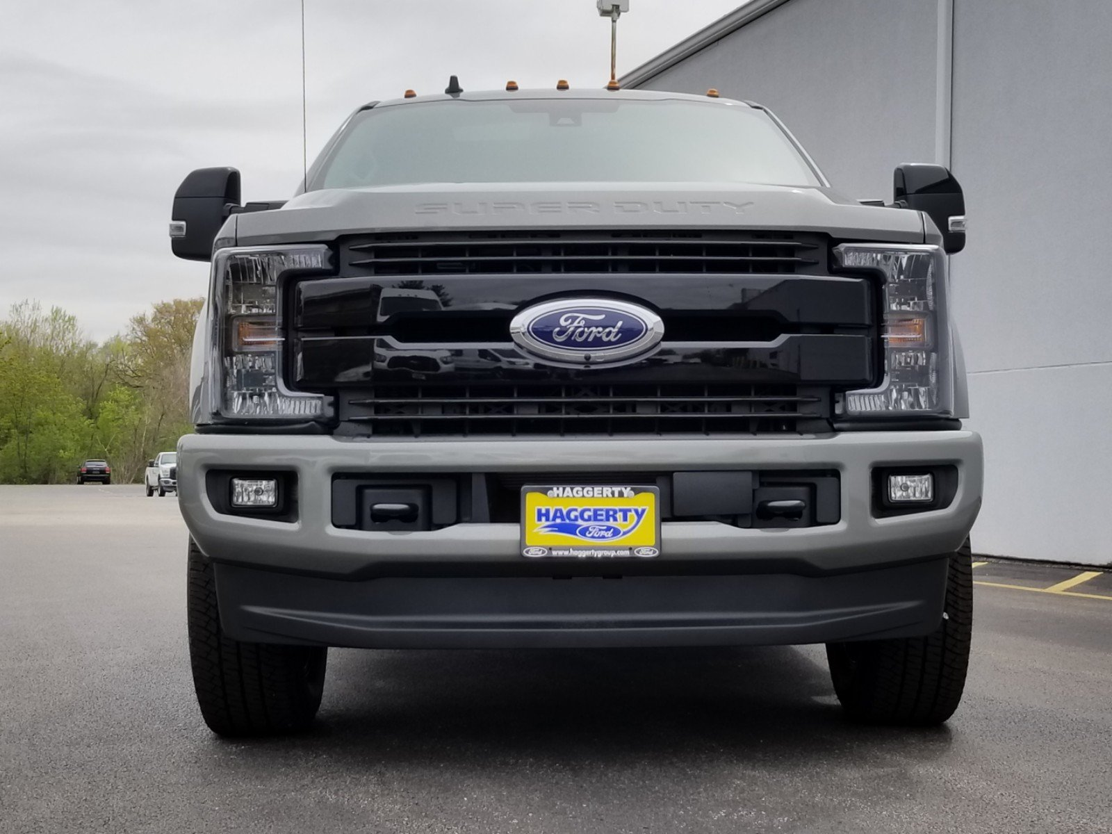 New 2019 Ford Super Duty F-250 SRW LARIAT 4WD