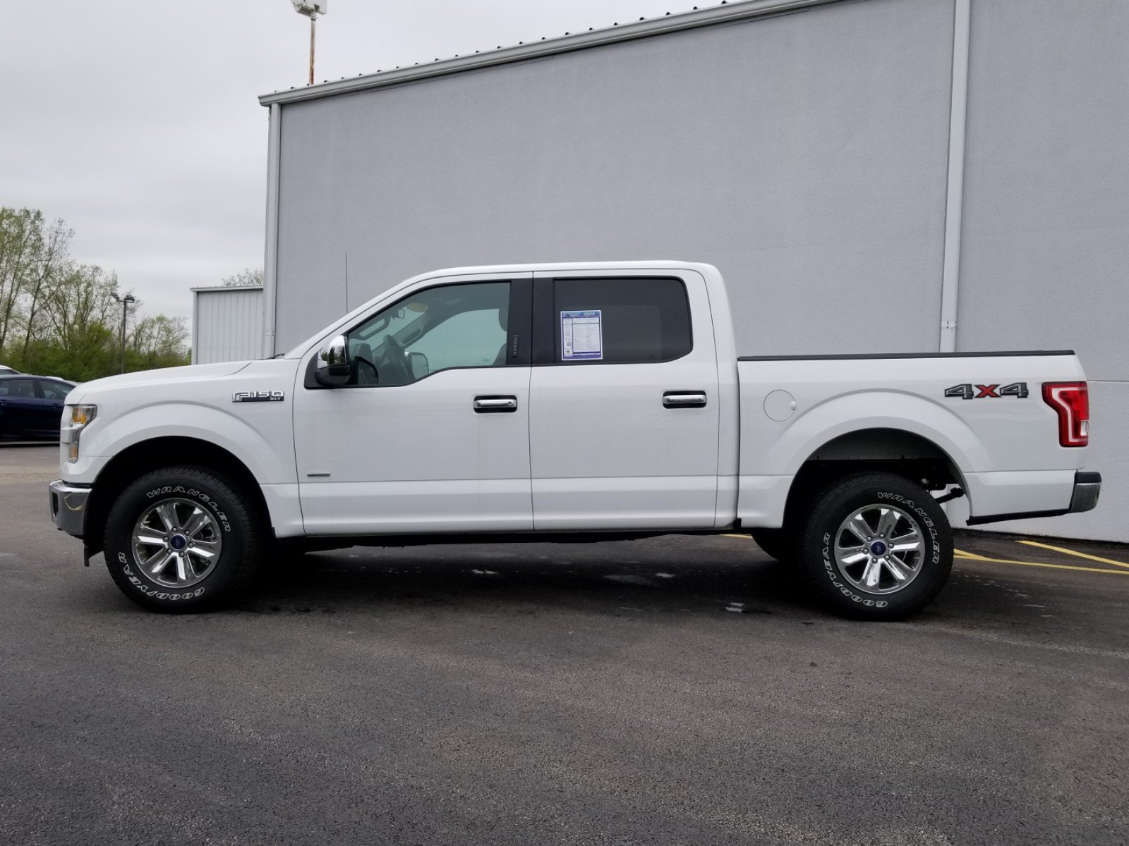 Pre Owned 2017 Ford F 150 Xlt 4x4 Crew Cab Ecoboost