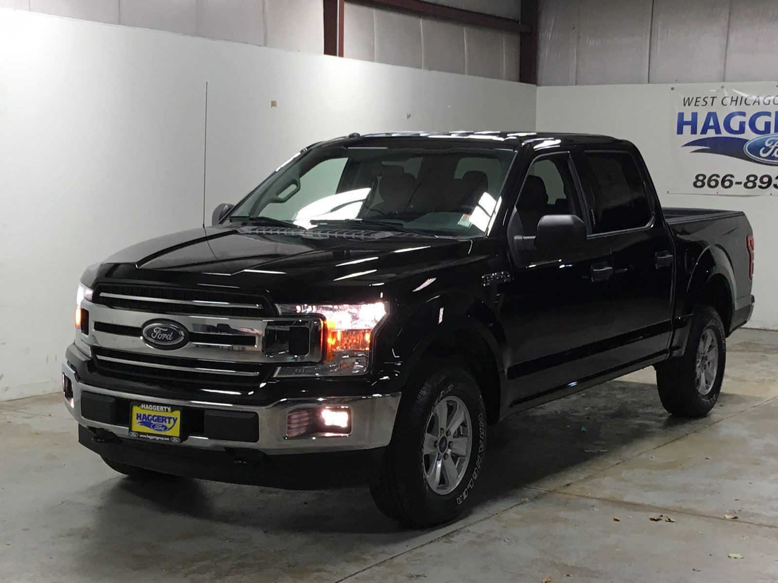 Certified pre owned 2018 ford f 150 xlt 4wd ecoboost