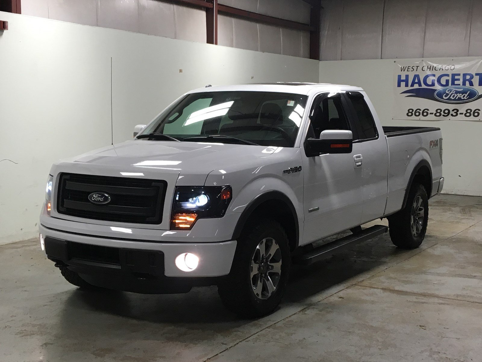 Pre owned 2014 ford f 150 fx4 4wd 402a