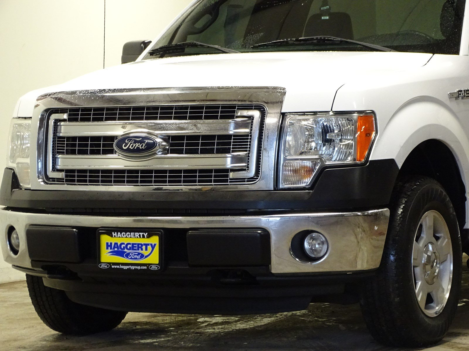 Pre-Owned 2011 Ford F-150 4WD