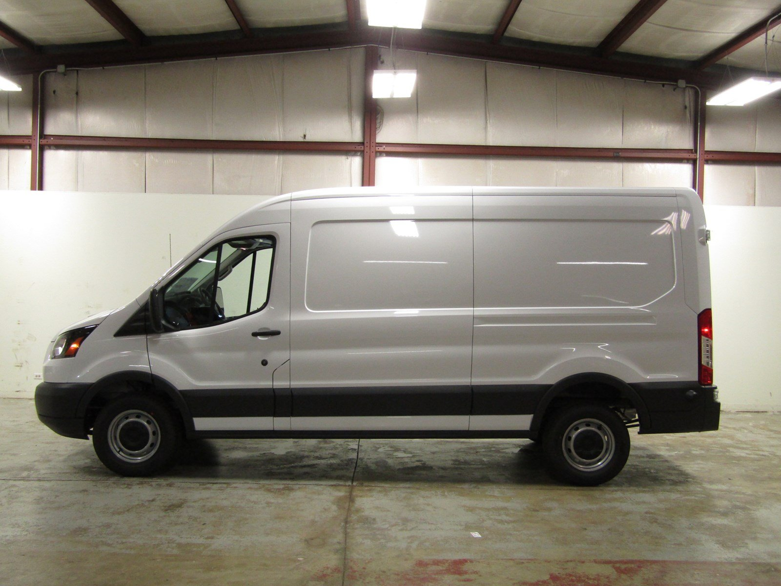 958a13f93f New 2018 Ford Transit Van 250 MR Full-size Cargo Van in West Chicago ...