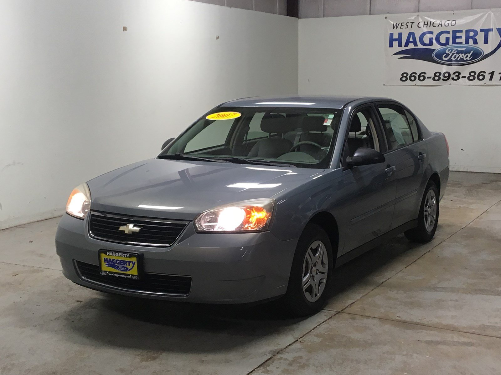 Pre Owned 2007 Chevrolet Malibu LS w 1LS 4dr Car in West Chicago