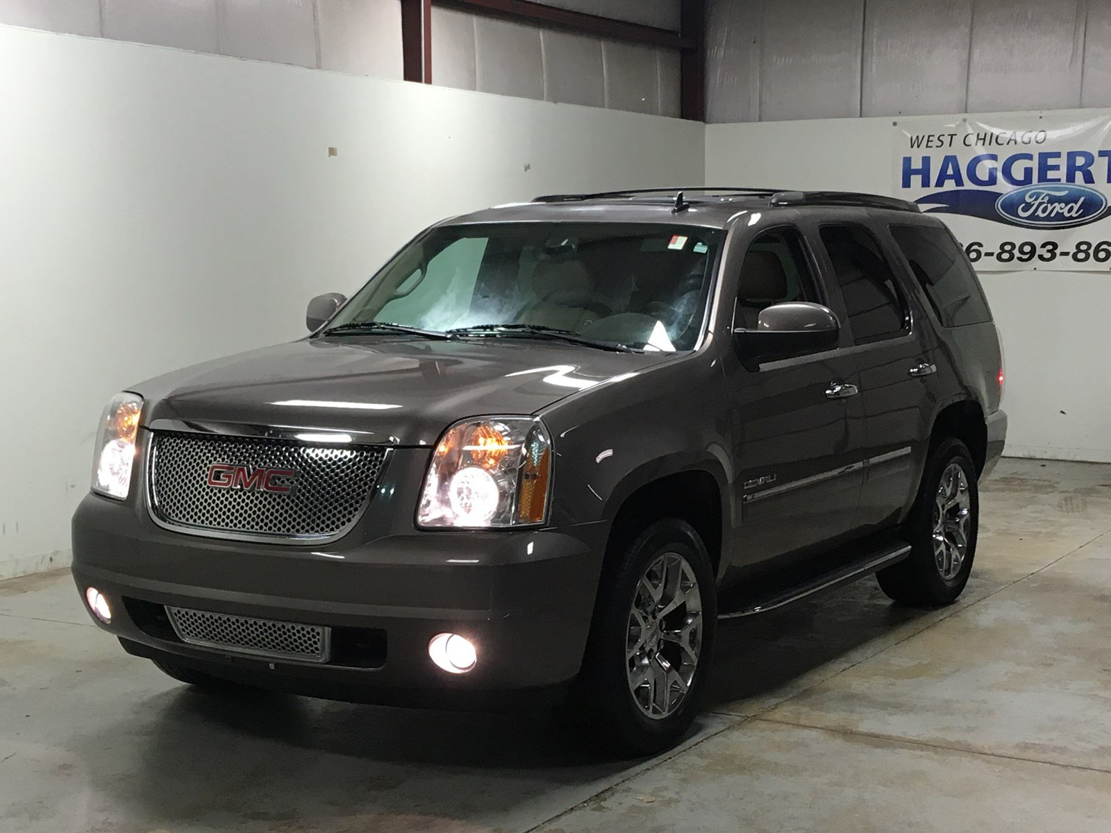 Pre Owned 2013 Gmc Yukon Denali Awd Suv In West Chicago 1428