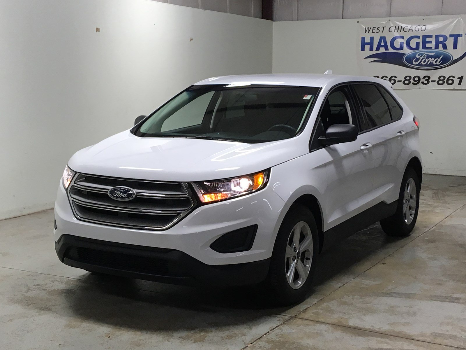 Certified Pre Owned 2017 Ford Edge Se Awd Ecoboost