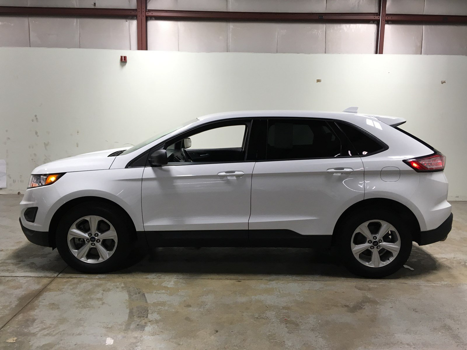 Certified Pre-Owned 2017 Ford Edge SE AWD Ecoboost