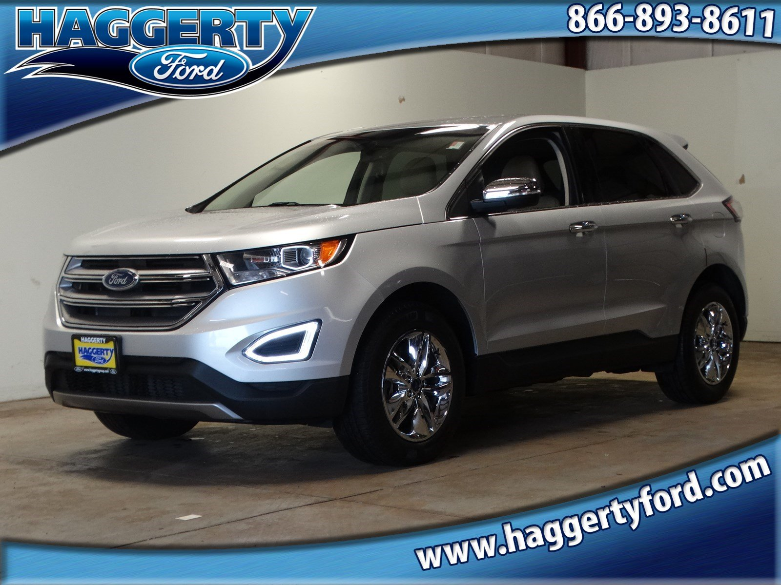 Pre Owned 2017 Ford Edge Sel