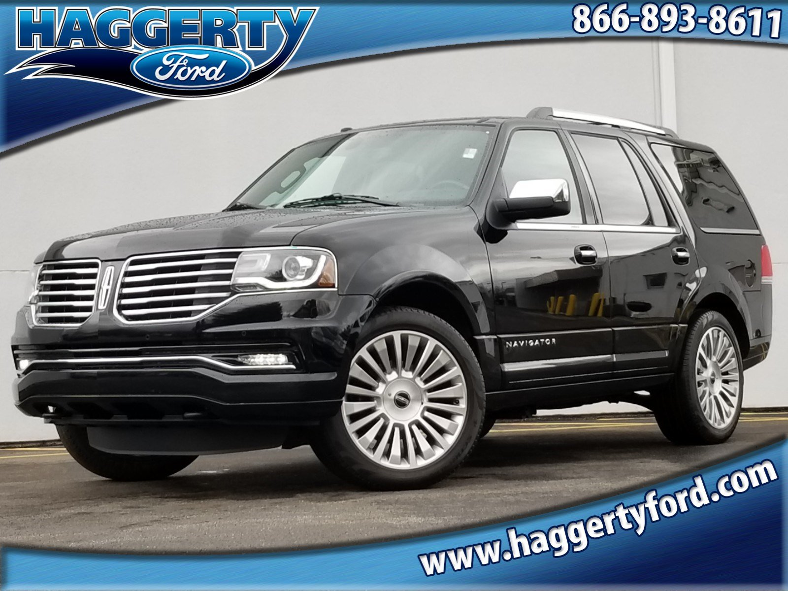 Pre Owned 2016 Lincoln Navigator Select Suv In West Chicago