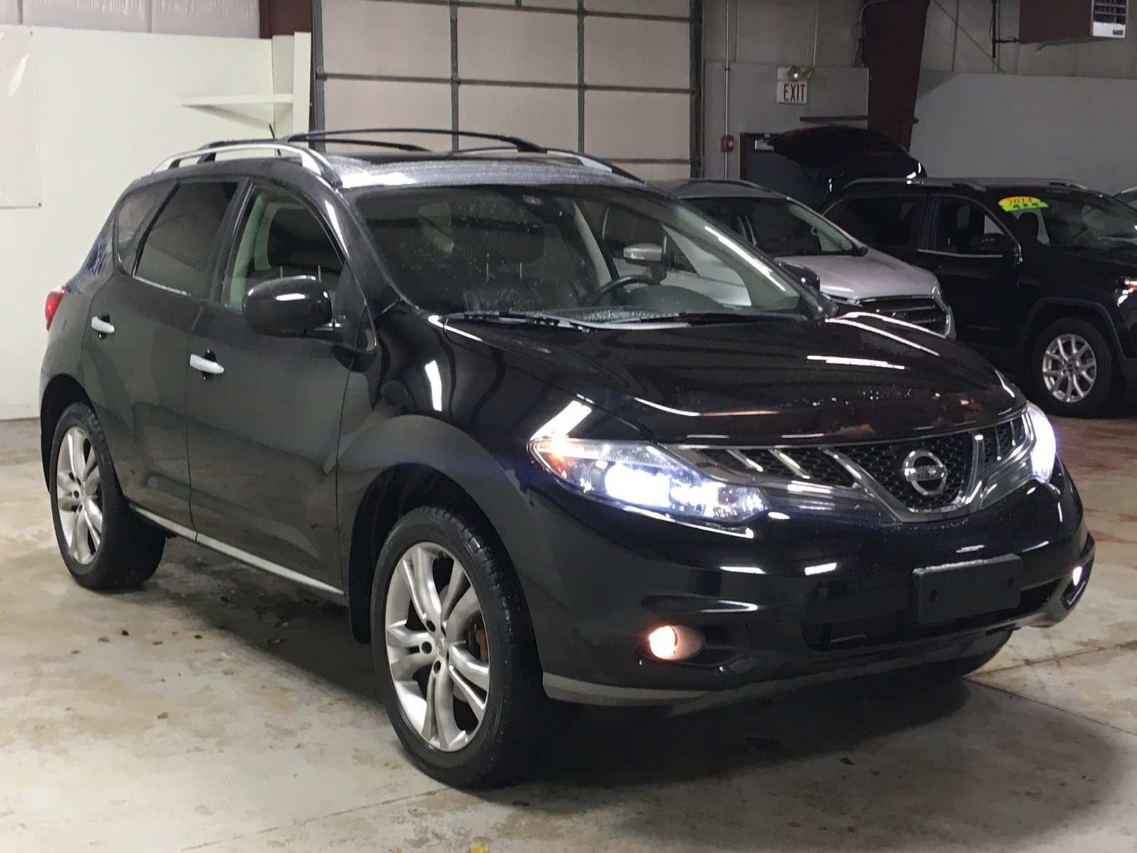 Pre-Owned 2011 Nissan Murano LE AWD