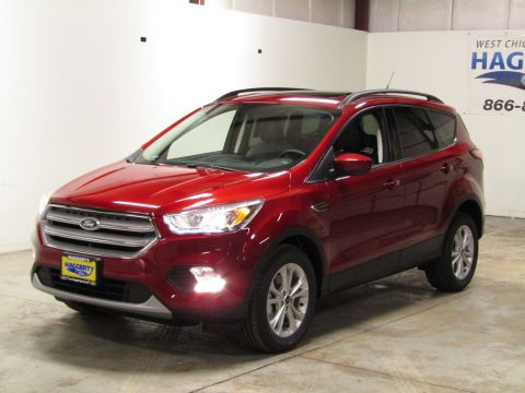 New 2018 Ford Escape SEL FWD 300A