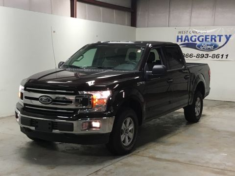 Certified Pre-Owned 2018 Ford F-150 XLT 4X4 Crew Cab