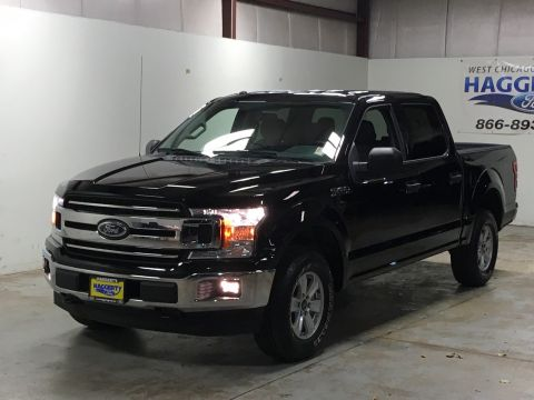 Certified Pre-Owned 2018 Ford F-150 XLT 4WD Ecoboost