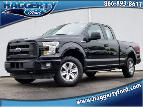 Pre-Owned 2016 Ford F-150 XL 4WD