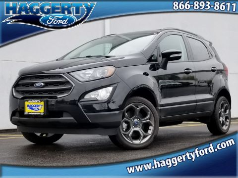 New 2018 Ford EcoSport SES 4WD 300A